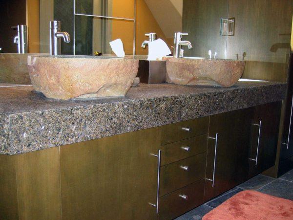 Modern Bathroom by Joe Pace