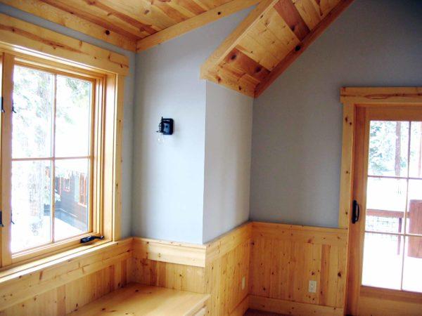 Custom Carpentry Lake Tahoe