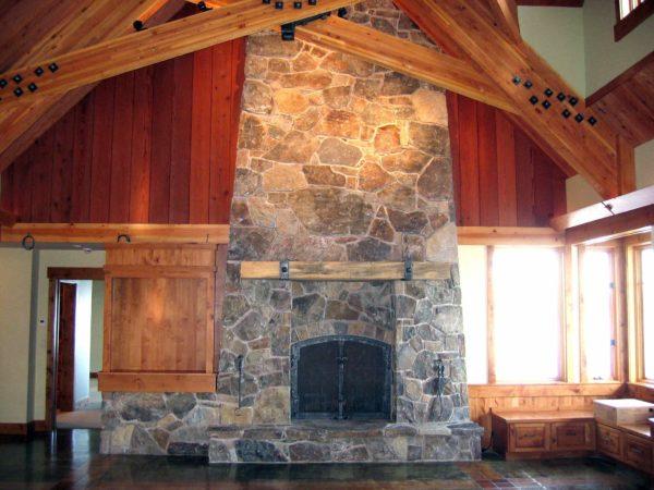 Stone Work by Joe Pace Lake Tahoe
